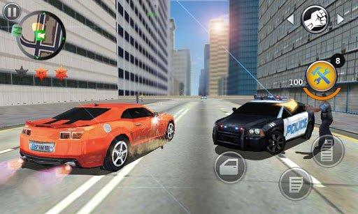 Grand Gangsters 3D screenshot 2