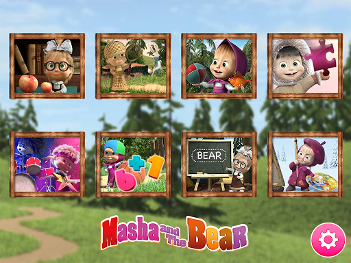 Masha and the Bear screenshot 1