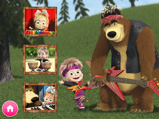 Masha and the Bear screenshot 2