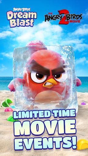 Angry Birds Dream Blast screenshot 1