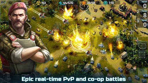Art of War 3 screenshot 1