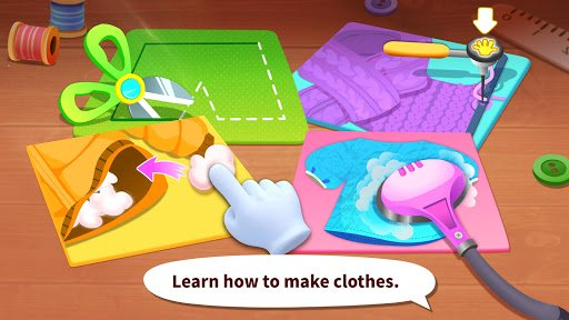 Baby Panda's Fashion Dress Up screenshot 2