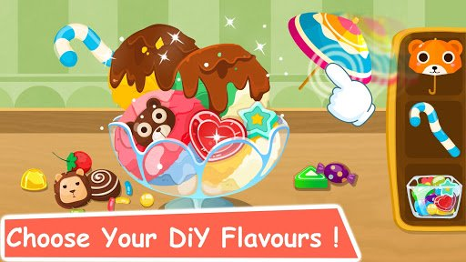 Baby Panda's Ice Cream Shop screenshot 3