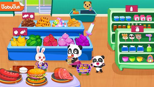 Baby Panda's Supermarket screenshot 1