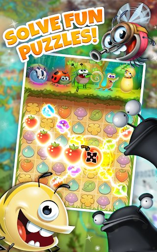 Best Fiends screenshot 1
