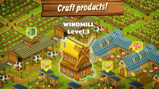 Big Farm - Mobile Harvest screenshot 2