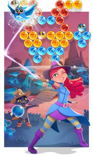 Bubble Witch Saga 3 screenshot 1