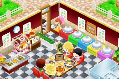 Cooking Mama screenshot 3