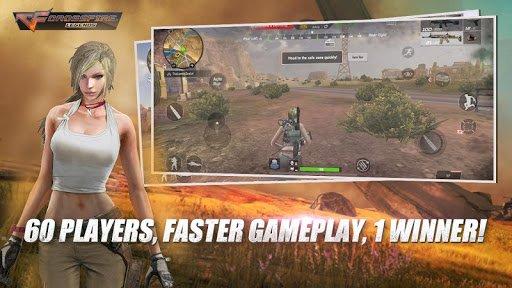 CrossFire - Legends screenshot 2
