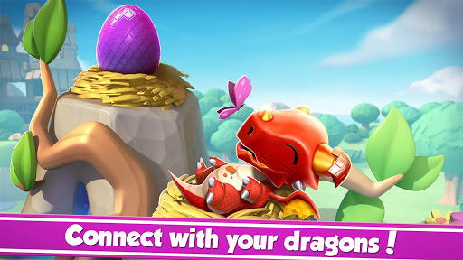 Dragon Mania Legends screenshot 2
