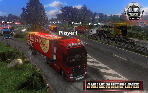 Euro Truck Evolution - Simulator screenshot 3