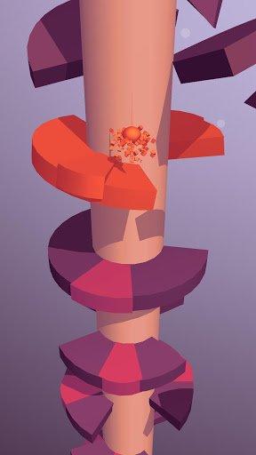Helix Jump screenshot 1