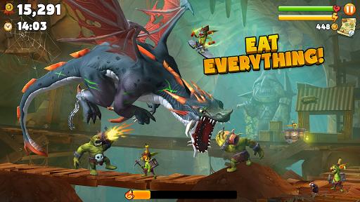 Hungry Dragon screenshot 2