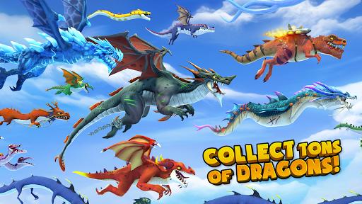 Hungry Dragon screenshot 3