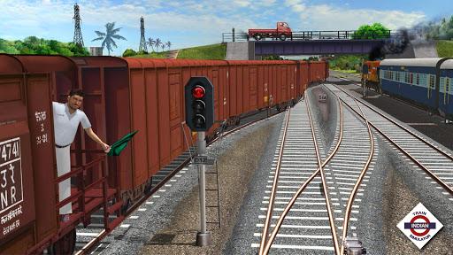 Indian Train Simulator screenshot 3