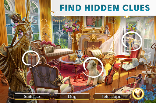 June's Journey - Hidden Objects screenshot 1