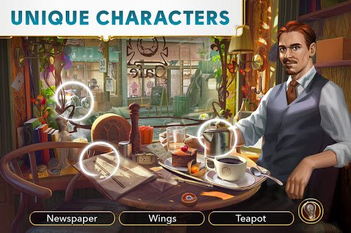 June's Journey - Hidden Objects screenshot 2