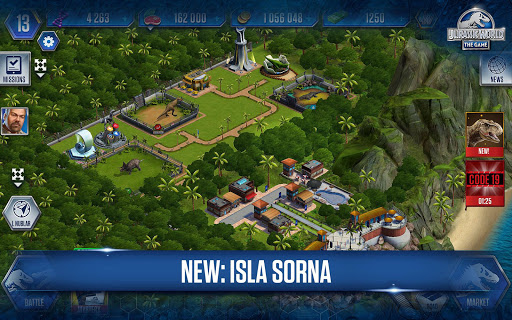 Jurassic World screenshot 1