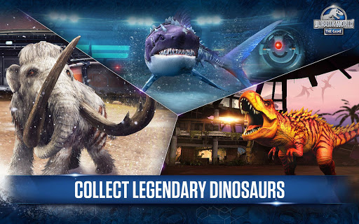 Jurassic World screenshot 2