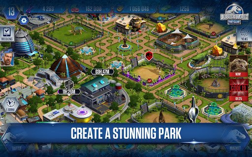 Jurassic World screenshot 3