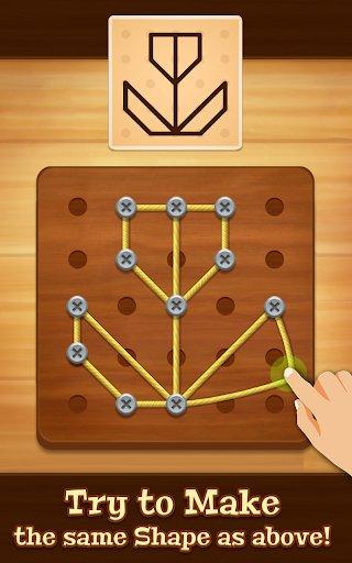 Line Puzzle - String Art screenshot 3