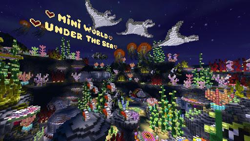 Mini World - Block Art screenshot 1