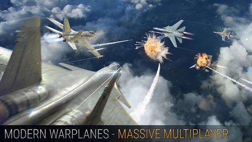 Modern Warplanes screenshot 2