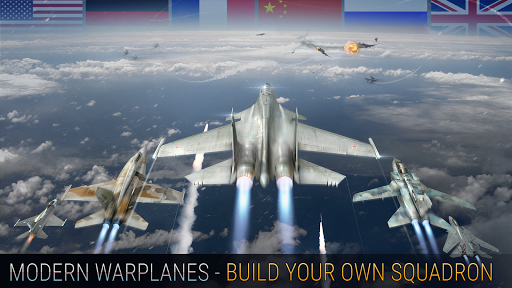 Modern Warplanes screenshot 3