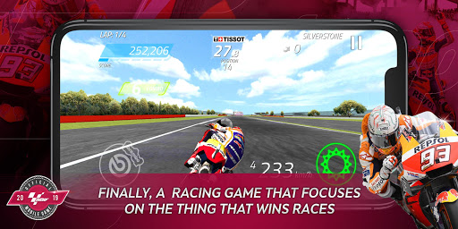 MotoGP Racing screenshot 1