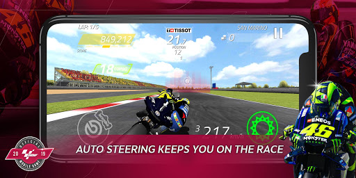 MotoGP Racing screenshot 3