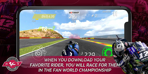 MotoGP Racing screenshot 4