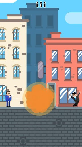 Mr Bullet - Spy Puzzles screenshot 3