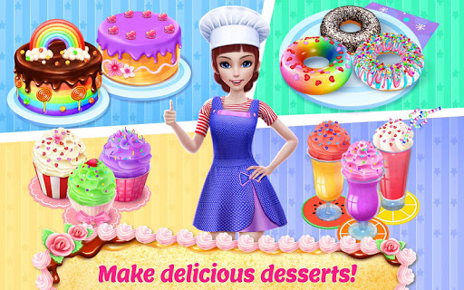 My Bakery Empire screenshot 1