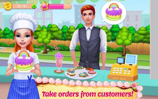 My Bakery Empire screenshot 2