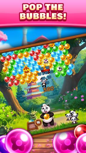 Panda Pop! screenshot 1