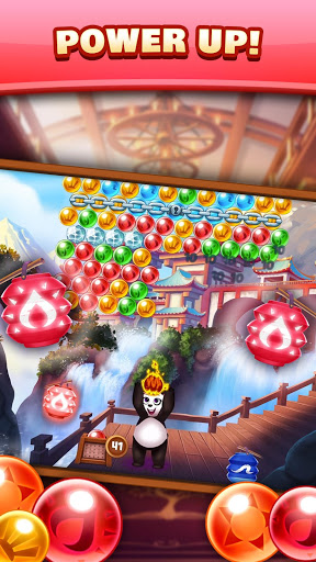 Panda Pop! screenshot 2