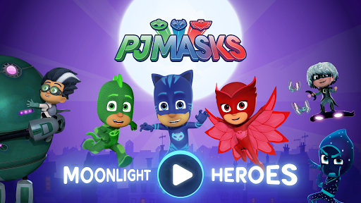 PJ Masks - Moonlight Heroes screenshot 1