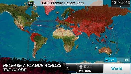 Plague Inc. screenshot 2