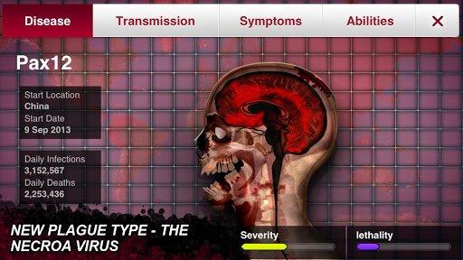 Plague Inc. screenshot 3