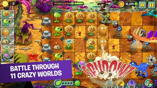 Plants vs Zombies 2 screenshot 1