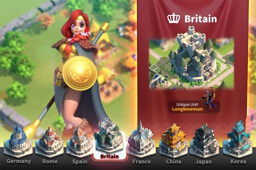 Rise of Kingdoms - Lost Crusade screenshot 1