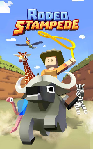 Rodeo Stampede screenshot 1