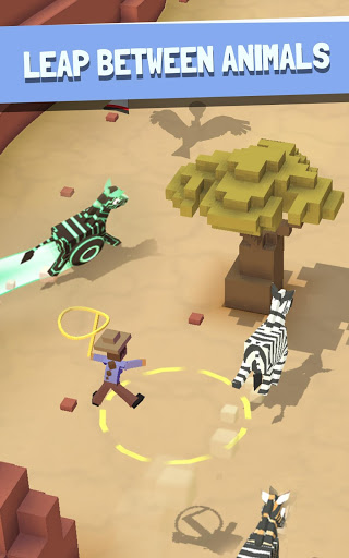 Rodeo Stampede screenshot 3