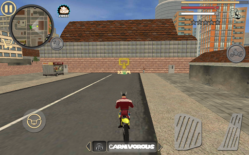 Rope Hero - Vice Town screenshot 1