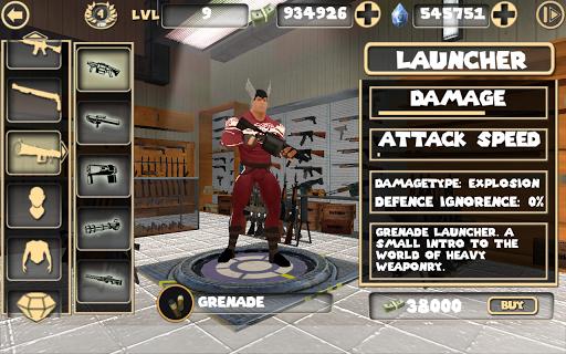Rope Hero - Vice Town screenshot 3
