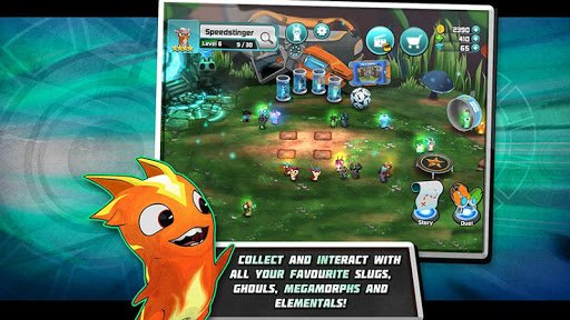Slugterra: Slug it Out 2 screenshot 2