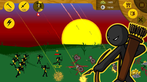Stick War - Legacy screenshot 1