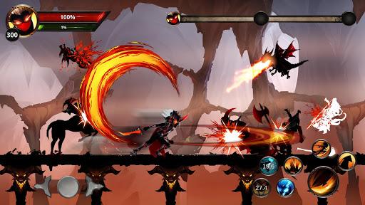 Stickman Legends screenshot 1