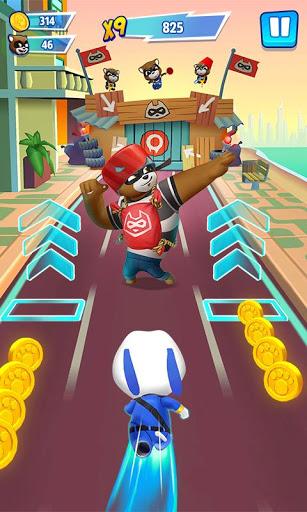 Talking Tom Hero Dash screenshot 2