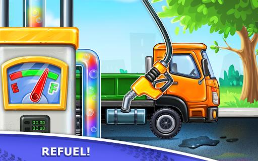 Truck games for kids screenshot 3